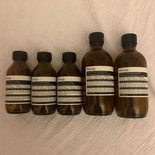 Aesop - イソップ 空き瓶 200ml×2 100ml×3