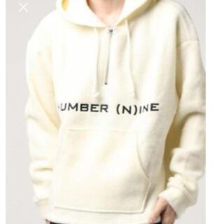 ナンバーナイン(NUMBER (N)INE)のNUMBER (N)INE ビックフード プルオーバー パーカー(パーカー)