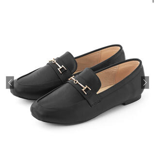 グレイル(GRL)のまる様専用細ビットレザーローファー(ローファー/革靴)