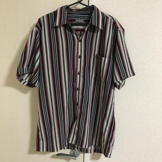 クロコダイル(Crocodile)のシャツ 半袖 ストライプ (シャツ)