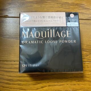 MAQuillAGE - 資生堂 マキアージュ ドラマティックルースパウダー ルーセント SPF15 PA