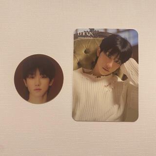 セブンティーン(SEVENTEEN)のSEVENTEEN DICON トレカ・ステッカー ミンハオ THE 8(K-POP/アジア)