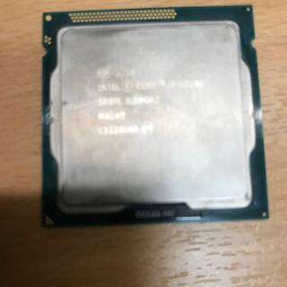 CPU lINTEL CORE i7-3770K SR0PL 3.5GHZ(PCパーツ)