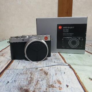 LEICA - LEICA ライカ D-LUX 7 コンパクトカメラ 純正オートレンズキャップ付