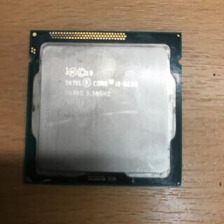 CPU INTEL CORE i3-3220 SR0RG 3.3GHZ(PCパーツ)