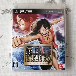 プレイステーション3(PlayStation3)の美品 PS3ソフト ONEPIECE ワンピース 海賊無双(家庭用ゲームソフト)