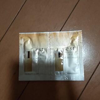 est - エストプロテクトエマルジョンWⅡ 日中用乳液 サンプル