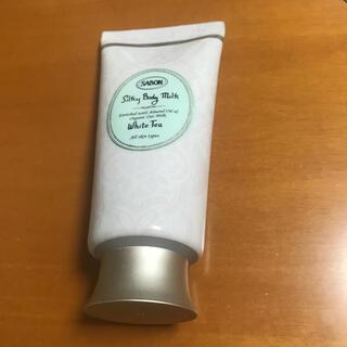 サボン(SABON)のSABON シルキーボディミルク(ボディクリーム)
