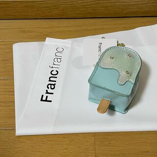 Francfranc - フランフラン チャーム付き エコバッグ