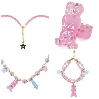 アンジェリックプリティー(Angelic Pretty)のJelly Candy Toys 3点セット(その他)