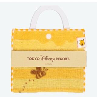 ディズニー(Disney)の東京ディズニーリゾート限定品 マルチタオルカバー 今治タオル くまのプーさん(キャラクターグッズ)