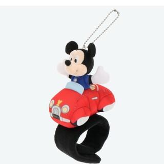 ディズニー(Disney)の東京ディズニーリゾート限定品 ぬいぐるみバンド ミッキー(キャラクターグッズ)