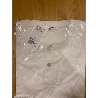ユナイテッドアローズ(UNITED ARROWS)の<UNITED ARROWS> スムース ヘンリーネック Tシャツ(Tシャツ/カットソー(半袖/袖なし))