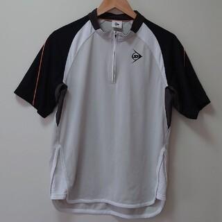 ダンロップ(DUNLOP)のダンロップ テニスウェア スポーツ レジャー トレーニング エクササイズ 半袖(ウェア)