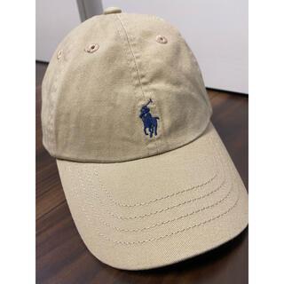 ポロラルフローレン(POLO RALPH LAUREN)の新品 未使用 ラルフローレン キッズ 帽子 キャップ 52  ベビー (帽子)