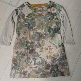グラニフ(Design Tshirts Store graniph)のグラニフ長袖ワンピース(ミニワンピース)