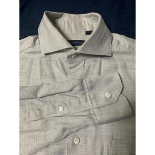 スーツカンパニー(THE SUIT COMPANY)のBlue e Grigio ワイシャツ(シャツ)