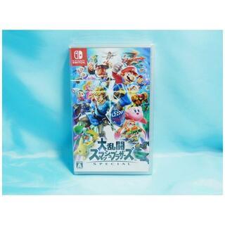 ニンテンドースイッチ(Nintendo Switch)の未開封! Switch 大乱闘スマッシュブラザーズ SPECIAL(家庭用ゲームソフト)