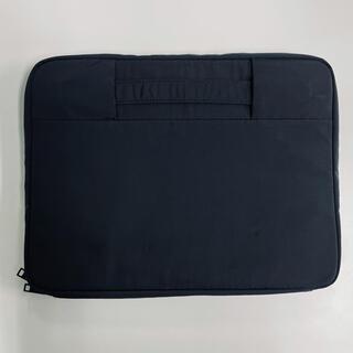 ムジルシリョウヒン(MUJI (無印良品))の☆無印良品☆入れたまま使えるパソコンケース A4サイズ用・黒(ビジネスバッグ)