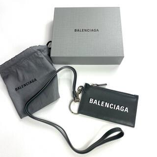 バレンシアガ(Balenciaga)のBALENCIAGA バレンシアガ コインケース カードホルダー グレー(コインケース/小銭入れ)