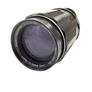 ペンタックス(PENTAX)のアサヒペンタックス Super-Takumar 1:3.5/135 カメラレンズ(レンズ(ズーム))