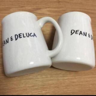 ディーンアンドデルーカ(DEAN & DELUCA)の新品 ‼️ DEAN & DELUCA ベニントンマグ 2個セット(グラス/カップ)