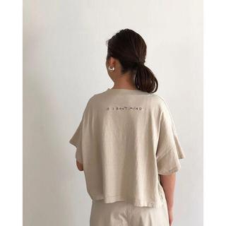 ロンハーマン(Ron Herman)のTODAYFUL ☺︎ 6 ROKU(Tシャツ(半袖/袖なし))
