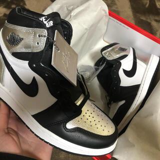 Jordan 1 silver toe (スニーカー)