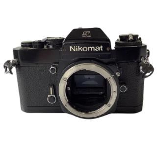 ニコン(Nikon)のニコン Nikomat EL フィルム一眼レフカメラ ジャンク(フィルムカメラ)