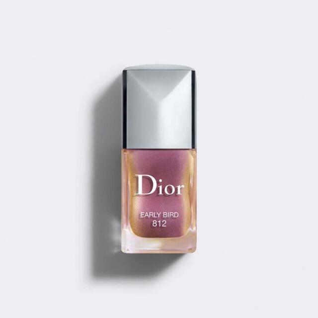 Dior(ディオール)のディオール ヴェルニ 812 アーリーバード コスメ/美容のネイル(マニキュア)の商品写真