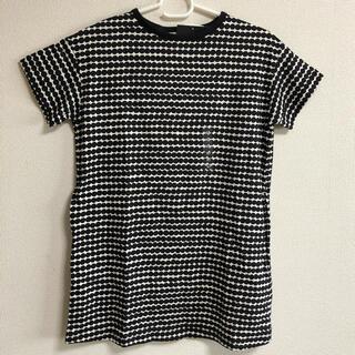 マリメッコ(marimekko)のユニクロ×マリメッコ コラボ キッズ Tシャツ(Tシャツ/カットソー)