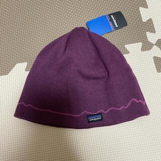 パタゴニア(patagonia)の未使用 Patagonia☆ニット帽子(ニット帽/ビーニー)