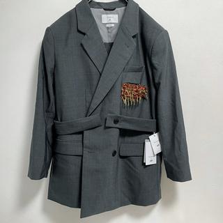 トーガ(TOGA)のTOGA×H&M ベルトディテール ウールジャケット(テーラードジャケット)