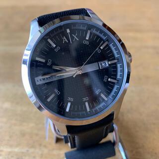 アルマーニエクスチェンジ(ARMANI EXCHANGE)の新品✨アルマーニ エクスチェンジ 腕時計 AX2101 ブラック(腕時計(アナログ))