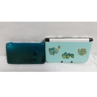ニンテンドー3DS(ニンテンドー3DS)の3DSLL&3DS本体のみジャンク品(携帯用ゲーム機本体)