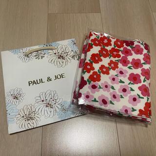 ポールアンドジョー(PAUL & JOE)の*最終値下げ*ポール&ジョー エコバッグ ノベルティ(エコバッグ)