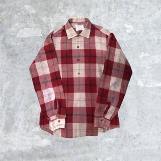 アロー(ARROW)の60's~ ARROW L/S シャツ vintage(シャツ)