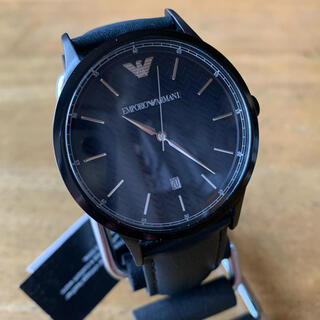 アルマーニエクスチェンジ(ARMANI EXCHANGE)の新品✨エンポリオアルマーニ 腕時計 メンズ AR2479 クォーツ ブラック(腕時計(アナログ))