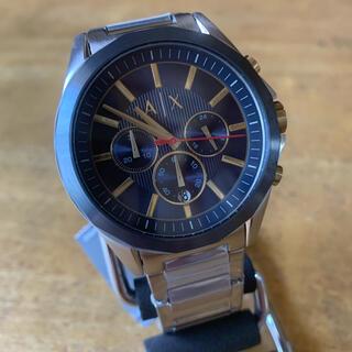 アルマーニエクスチェンジ(ARMANI EXCHANGE)の新品✨アルマーニエクスチェンジ 腕時計 メンズ AX2614 クォーツ ネイビー(腕時計(アナログ))