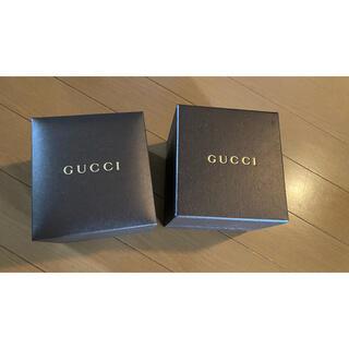 グッチ(Gucci)のGUCCI⏰腕時計用空箱💰(ラッピング/包装)