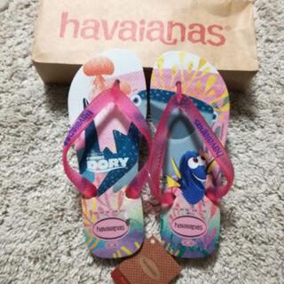 ハワイアナス(havaianas)のハワイアナス Havaianas レディースビーチサンダル  新品未使用(ビーチサンダル)