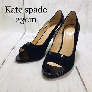 ケイトスペードニューヨーク(kate spade new york)のKate spade New York レディース サンダル ブラック 23cm(サンダル)