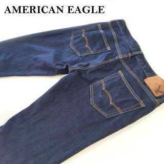 American Eagle - アメリカンイーグルSKINNYデニムパンツW32約86cm