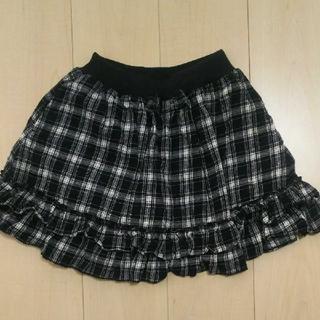 サンカンシオン(3can4on)の美品 130 ☆ サンカンシオン スカート(スカート)
