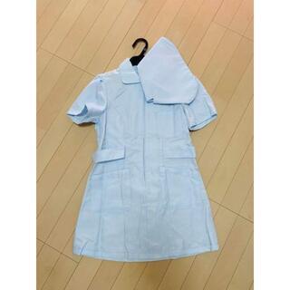白衣 ナース 白衣 コスプレ 衣装 ナース(衣装一式)