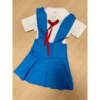 エヴァンゲリオン 制服半袖(衣装一式)