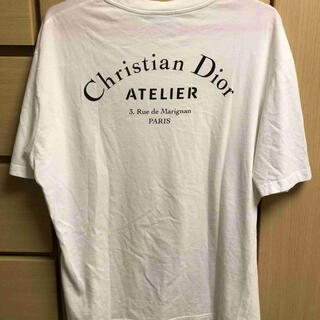 ディオールオム(DIOR HOMME)の正規 Dior Homme ディオールオム ATELIER アトリエ Tシャツ(Tシャツ/カットソー(半袖/袖なし))