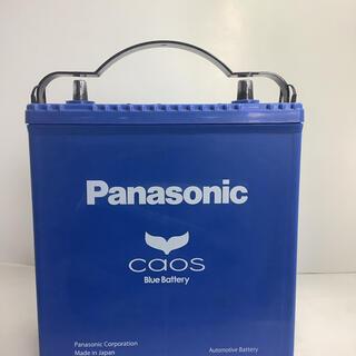 パナソニック(Panasonic)の再生バッテリー☆Panasonic Caos 60B19R 8ヶ月補償付! 73(メンテナンス用品)
