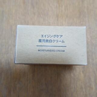 MUJI (無印良品) - 無印良品★エイジングケア薬用美白クリーム①