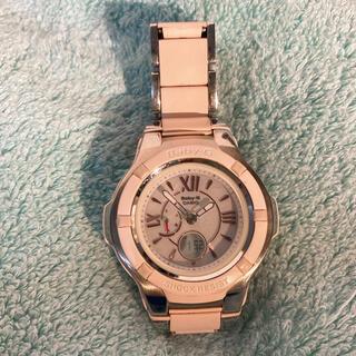 ベビージー(Baby-G)のBaby-G 腕時計 CASIO G-SHOCK 電波時計(腕時計)
